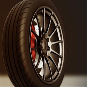 威朗輪胎宣傳