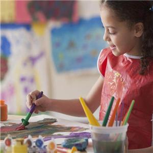 未来田儿童艺术教育写字