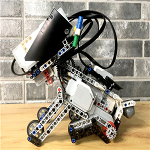 玛达机器人机器狗