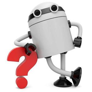 米特机器人问号