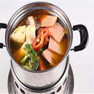 河南特色驴肉汤