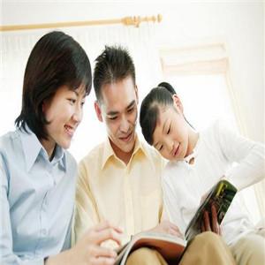 智慧爱家庭教育一家