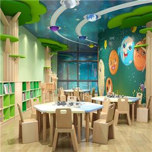 魔法城堡幼兒園椅子