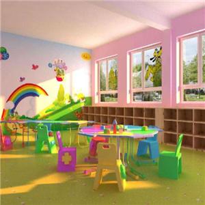 魔法城堡幼兒園地上
