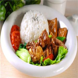 珍滋味中式快餐加盟