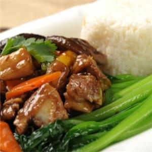 珍滋味中式快餐特色