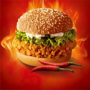 浓情OK汉堡加盟