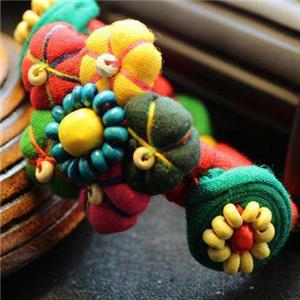 杜國榮民族飾品特色