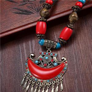 杜國榮民族飾品美麗