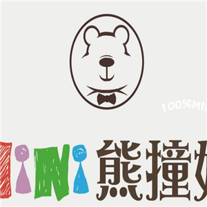 MINI熊撞奶加盟