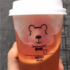 MINI熊撞奶美味