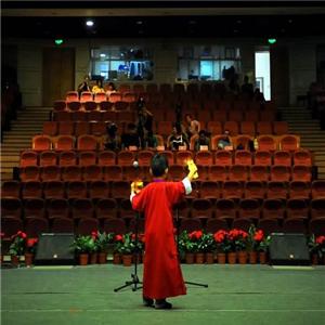 华夏未来影视表演中心红色
