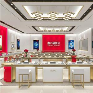 鑫六福珠宝门店