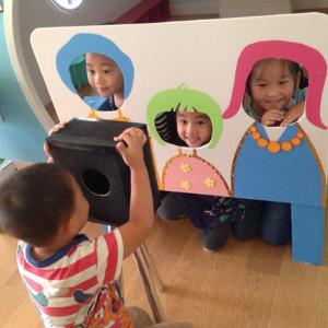 永和幼兒園教育孩子