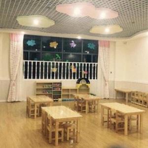 青山幼儿园加盟