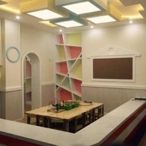 青山幼儿园装修简单