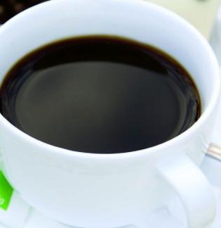 山德咖啡黑咖啡