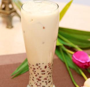 葵米珍珠饮品珍珠奶茶