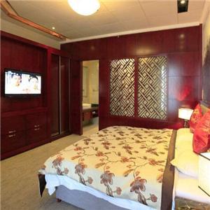 天水酒店房間