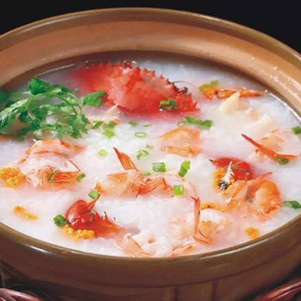 丰尔粥食火锅海鲜粥