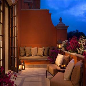 最美酒店休息区
