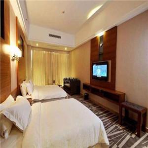 三聯大酒店雙人床房