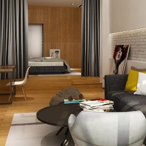 逸流公寓創意