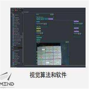 梅卡曼德机器人视觉算法和软件