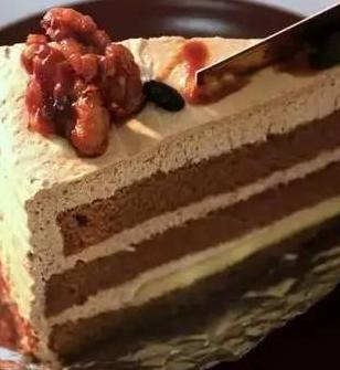 知味天使烘培千层蛋糕