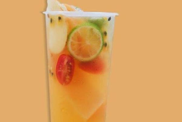 粉驴水果茶加盟