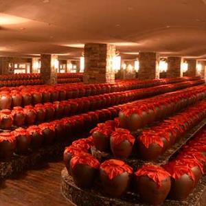 元和酒廠酒窖