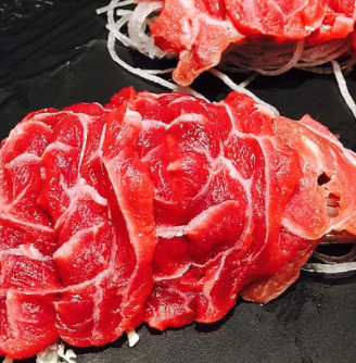 牛舍得火锅鲜牛肉