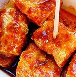 鲁姥姥臭豆腐甜辣味