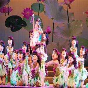 小蝸牛兒童舞蹈表演