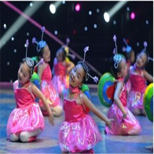 小蝸牛兒童舞蹈展示