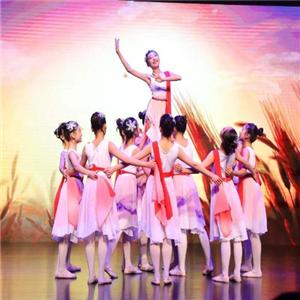心愿便利貼舞蹈教學表演