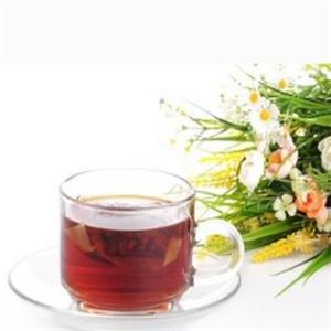 椿风养生茶饮浓香