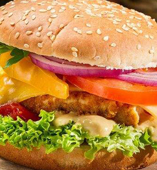 潮鸡库鸡排汉堡加盟
