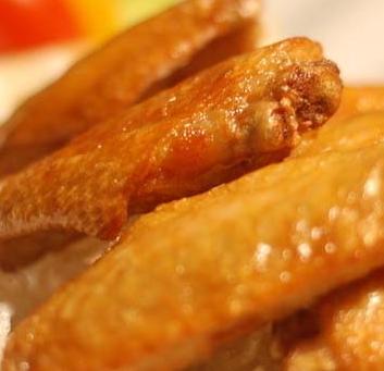 潮鸡库鸡排汉堡鸡翅