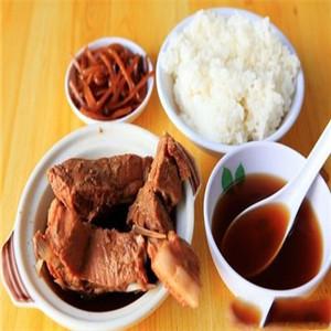骨稻香排骨米饭加盟