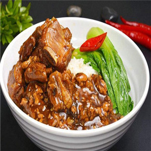 骨稻香排骨米饭品牌