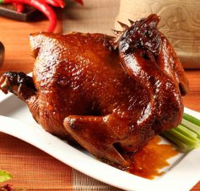 川渝鲍汁焖鸡