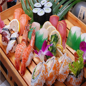 铁人美式寿司新品