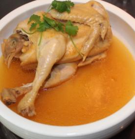 木子鮑汁燜雞