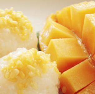 蜜丝芒果甜品棒