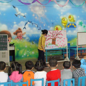 智蒙教育教育孩子