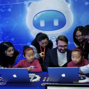 奇咔咔机器人教育专业