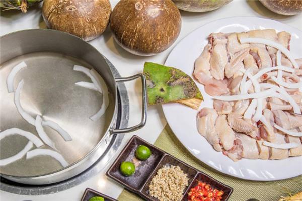 文記海南椰子雞宣傳