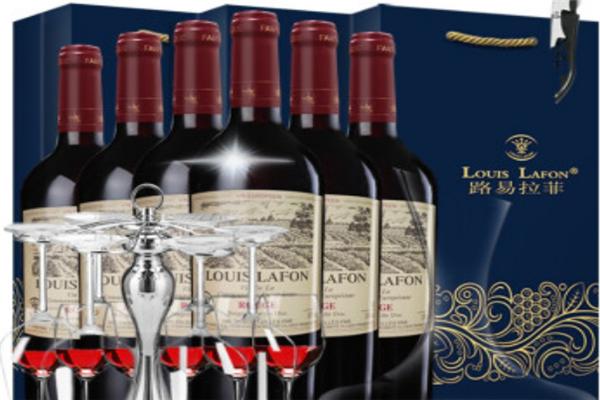 路易十四红酒套装