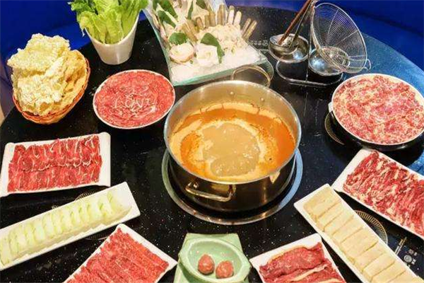 鼎香源牛庄盘子